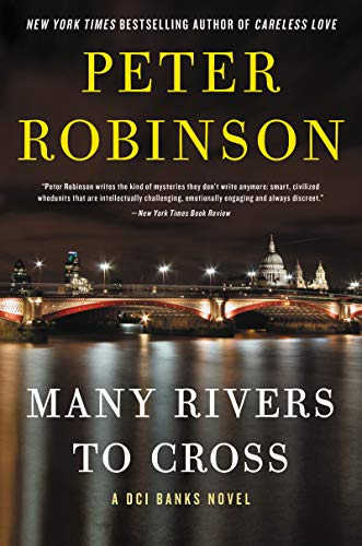 Many Rivers to Cross: A Novel (Inspector Banks Novels Book 26) (English Edition) (Banks William)