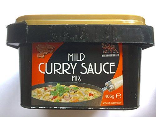 Original Chinesische Currysauce Paste Konzentrat 405g - Mindestens 6 Monate Haltbarkeit