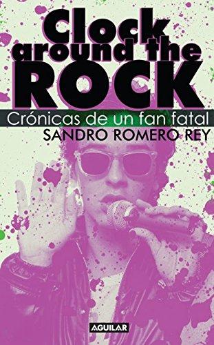 Clock around the rock por Sandro Romero Rey