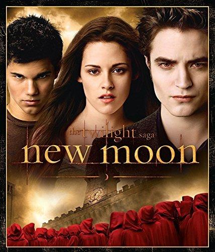 The Twilight Saga: New Moon [Blu-ray] by Kristen Stewart