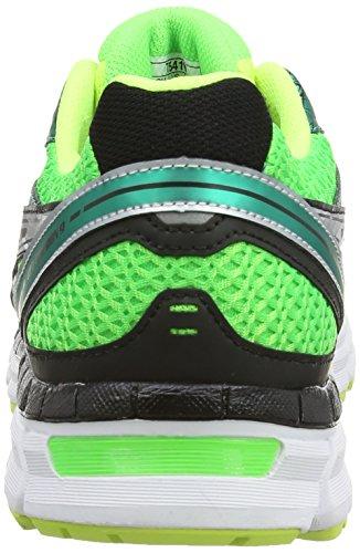 Asics Gel-oberon 9, Chaussures De Sport, Homme Flash Green / Silver / Emerald Green 8593