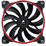 Corsair CO-9050009-WW Air Series AF140 Quiet Edition 140mm Low Noise High Airflow Fan Single Pack