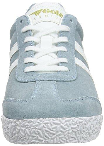 white Blau Blue Suede Harrier Lw Blau Sky Gola Sneaker Damen x4qwCI8