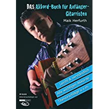 DAS Akkord-Buch für Anfänger-Gitarristen