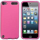 mumbi TPU Silikon Hülle iPod Touch 5G / 6G Schutzhülle (5 / 6 Generation) pink