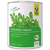 Raab Vitalfood Bio Moringa Oleifera-Pulver, fein vermahlen, Premium Qualität, Baum des Lebens, Wunderbaum, vegan & glutenfrei, 80 g