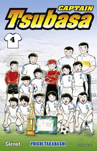 Captain Tsubasa, Tome 4 : par Yoichi Takahashi