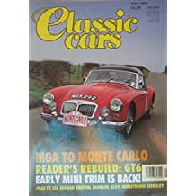 Classic Cars magazine 05/1992 featuring ISO Rivolta, Alvis, Bristol, Armstrong Siddeley, Triumph