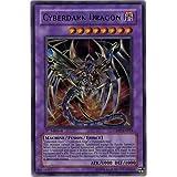 Yu Gi Oh : CDIP-EN035 Unlimited Edition Cyberdark Dragon Ultra Rare Card - ( Cyberdark Impact YuGiOh Single Card ) by Yu Gi Oh