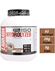 Labrada 100% ISO HYDROLYZED Whey Protein Isolate – 4.4 lbs (2kg) (Chocolate)