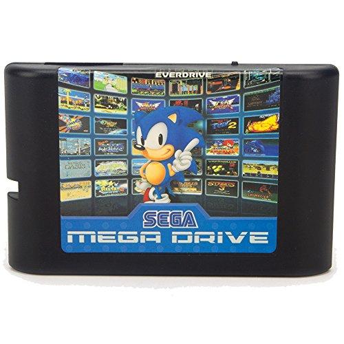 lelinta 112in 1Oder 820in 1NES Super Spiele Multi Warenkorb Universal Retro Video Game Kartusche für Sega 820 in 1 One Size -