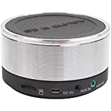 SOUND2GO BigBass XL Universe - Bluetooth 3.0 Lautsprecher mit NFC-Technologie, Freisprecheinrichtung, Micro SD Slot und Bluetooth Adapter via Line Out