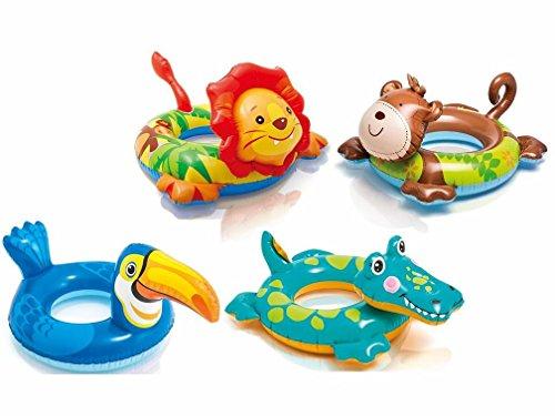 Wasserspielring Animal in drei verschiedenen Designs