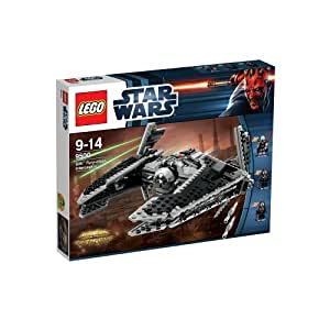 Lego Star Wars - 9500 - Jeu de Construction - Sith Fury-Class Interceptor
