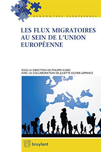 Les flux migratoires au sein de l'Union européenne par Collectif