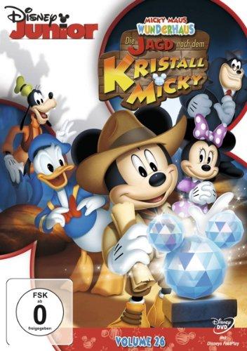 s, Volume 26 - Die Jagd nach dem Kristall-Micky ()