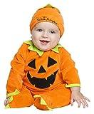 My Other Me Me-204963 Disfraz de Calabaza bebé, 0-6 Meses (Viving Costumes 204963)