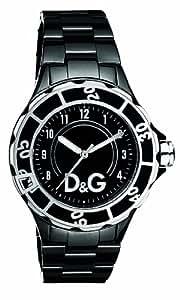 D&G Dolce&Gabbana - DW0663 - Montre Homme - Quartz Analogique - Bracelet Noir