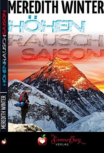 Buchseite und Rezensionen zu 'Höhenrauschsaison: Ladythriller' von Meredith Winter