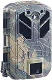 VisorTech Wildcamera: Full-HD-Wildkamera mit Bewegungssensor, Nachtsicht, Farb-Display, IP66 (Wild�berwachungskamera) Bild