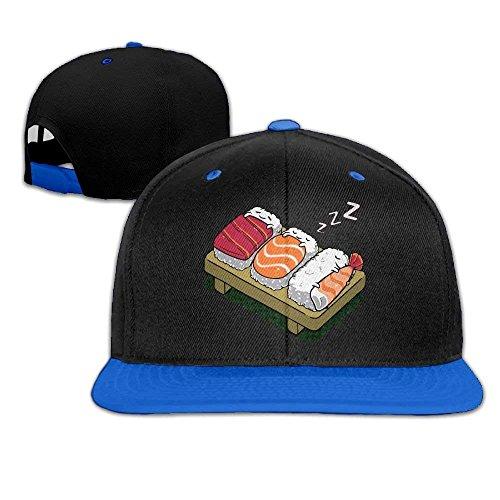 Sleeping Sushi Men's Hip Hop Baseball Cap Ssc Cap