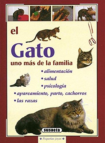 El gato (Pequeñas Joyas) por Equipo Susaeta