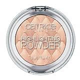Catrice Cosmetics Highlighting Powder Nr. 020 Champagne Campaign Inhalt: 5g Samtig weicher Puder mit Pearl-Effekt. Für Highlights auf Wangen und unter den Brauenbogen.