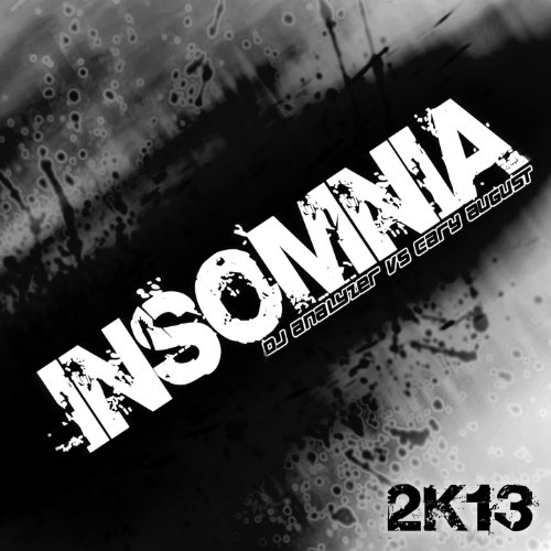 DJ Analyzer vs. Cary August-Insomnia 2k13