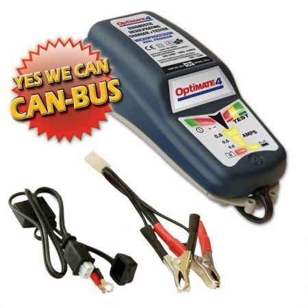 tecmate chargeur de batterie optimate 4 divers 123autos. Black Bedroom Furniture Sets. Home Design Ideas