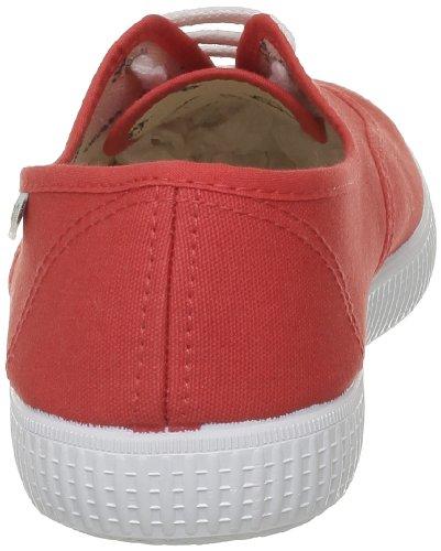 Victoria Inglesa Lona, Unisex-Erwachsene High-Top Sneaker Orange (Coral)