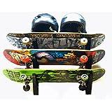 Store Your Board - Triple Skateboard Rack