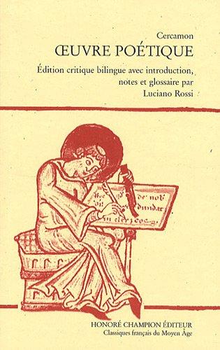 Oeuvre poétique : Edition bilingue français-occitan
