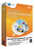 CD/DVD Data Recovery für Windows