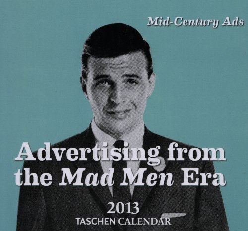 TO-13 MID-CENTURY ADS par Collectif