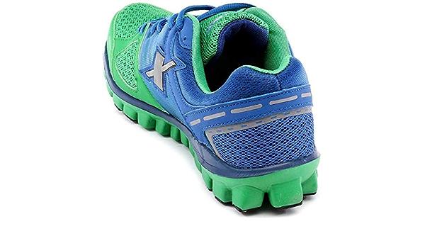 Sparx SM 194 Sport Shoes Blue Green