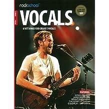 Rockschool: Vocals Grade 5 - Male (Book/Audio Download) 2014-2017 Syllabus