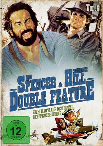 Bild von Bud Spencer & Terence Hill - Double Feature Vol. 6