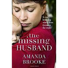 The Missing Husband by Amanda Brooke (2015-07-16)