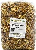 Buy Whole Foods Organic Walnuts Light Halves 1 Kg