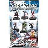 Neca Wizkids 70398 Marvel - Figuras de Los Vengadores