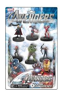 Los Vengadores NECA Wizkids 70398 Marvel - Figuras