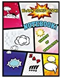 Blank Comic Book: Variety of Templates Notebook Comics Strips Panels Drawing Children Kids Book Journal Volume 4 (Comic Strip Books Blank (Book 4))