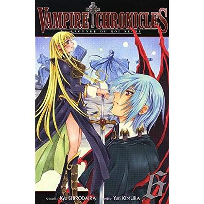 Vampire Chronicles La légende du roi déchu T06 (06)