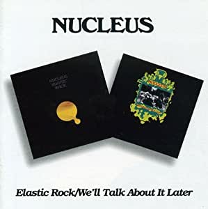 Elastic Rock/We'll Talk About It Later (2ble CD) [Import anglais]