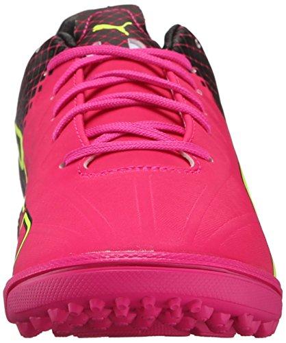 Puma Evospeed 4,5 Tricks Tt Chaussures de football Pink Glow/Safety Yellow