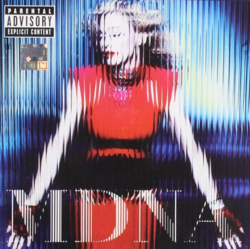 MDNA by Madonna (2012-03-23) (Madonna Mdna Cd)