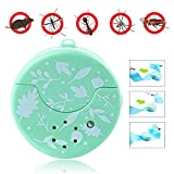 OOOUSE Flea And Tick Collar For Dogs, Ultrasonic Pest Repellent Mosquito Repellents Fleas
