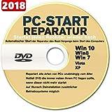 REPARATUR CD DVD für Windows 10 8 7 Vista XP - 32 & 64 bit 2018