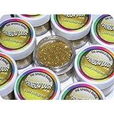 Rainbow Dust Colorant Alimentaire Briller Scintiller Glitter Pour Décoration de Gâteau - HOLOGRAMME OR