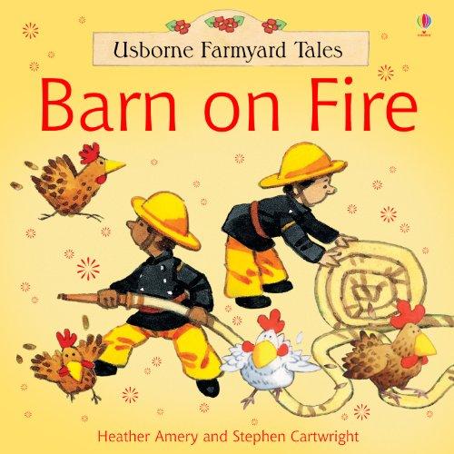 Barn on Fire: For tablet devices (Usborne Farmyard Tales)